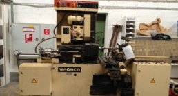 WAGNER, -empty-, MALE THREAD CUTTING MACHINES, THREADERS