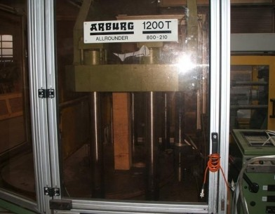 ARBURG, 1200 T - 800 - 210, Other, Other | MachMarket com