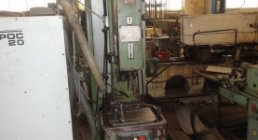 WMW HECKERT, GI 16, INTERNAL THREAD CUTTING, THREADERS