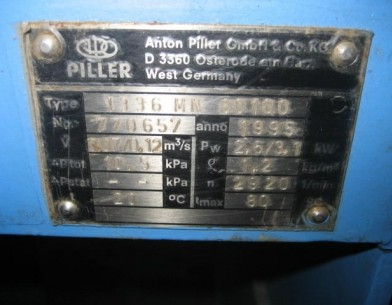 PILLER, 1336 MN 80100, Other, Other | MachMarket com