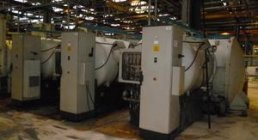 ECM, ICBP600, VACUUM, FURNACES