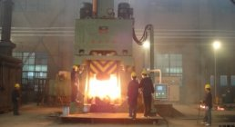 HAIAN BAIXIE FORGING HAMMER CO.,, CHK125 fully hydraulic forging h, FORGING, HAMMERS