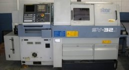 STAR, SV32J, AUTOMATIC, SCREW MACHINES