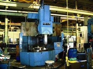 TOSHULIN, SKQ 12 NC, VERTICAL TURRET, LATHES | MachMarket com