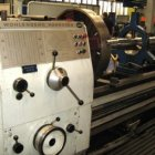 VDF WOHLENBERG, M 850, CENTER DRIVE, LATHES