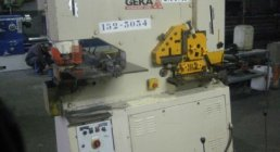 GEKA, HYDRACROP 50SD, MECHANICAL, IRONWORKERS