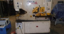 GEKA, HYDRACROP 70SD, MECHANICAL, IRONWORKERS