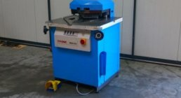 EUROMAC, 220 / 6 A.V., HYDRAULIC, NOTCHING MACHINES