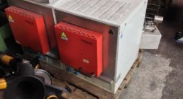 HERAEUS, M110, BOX TYPE, FURNACES