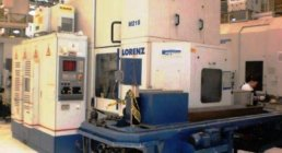 LORENZ, LFS 282, N/C & CNC, GEAR SHAPERS