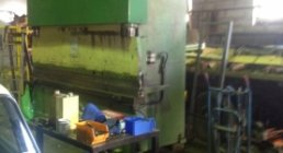 LVD, 115 t, HYDRAULIC, NOTCHING MACHINES