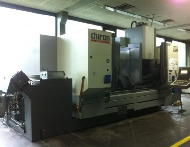 chiron fz 28 l high speed vertical machining centers machmarket com rh machmarket com