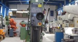 WEBO, GRADUA 30, AUTO, DRILLING & TAPPING MACHINES