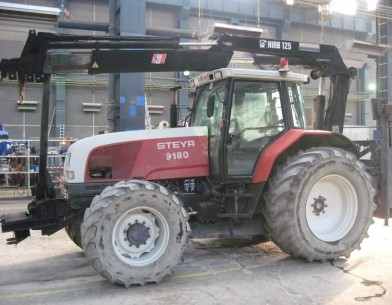 STEYR TRACTOR, 9180 A, OTHER, ACCESSORIES | MachMarket com
