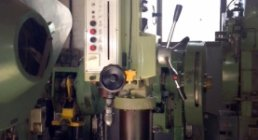 ERLO, TCA 60, N/C & CNC, DRILLING & TAPPING MACHINES