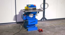 BOSCHERT, Mini S, HYDRAULIC, NOTCHING MACHINES