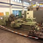 DLZ, DLZ 1000 III x 2000, CENTER DRIVE, LATHES