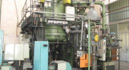 PFEIFFER, COV 300 BS, VACUUM, FURNACES