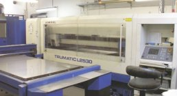 TRUMPF, L 2530 Plus, CUTTING MACHINES, LASERS