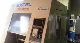 EXCEL, CMT-350T20, N/C & CNC, DRILLING & TAPPING MACHINES