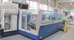 TRUMPF, L3050, CUTTING MACHINES, LASERS
