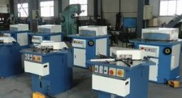 JUGAO, QF28Y-4X200, HYDRAULIC, NOTCHING MACHINES