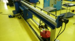 JUTEC, 5000 Halbautomatic, BENDING CENTER, BENDING CENTER