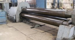 WMW (GERMANY), UBBDK 20x4000, BENDING & CURVING, ROLLS