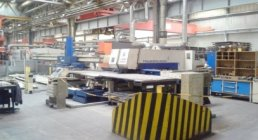 TRUMPF, TC 600 L, CUTTER, PUNCHING