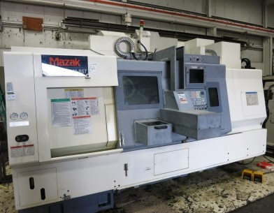 MAZAK, INTEGREX 200-IIIST, CNC TURNING AND MILLING, LATHES