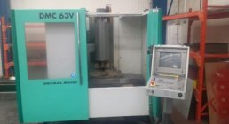 DMC, 63 V, VERTICAL, MACHINERY CENTERS