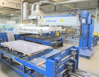 Trumpf Tc L 3050 Laser Cutters Machmarket Com