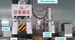 CNC FULLY HYDRAULIC DIE FORGING , C92K, FORGING MANIPULATORS, FORGING & FOUNDRY MACHINES