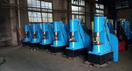 PNEUMATIC FORGING HAMMER, C41, DIE CASTING MACHINES, DIE CASTING MACHINES