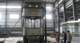 HYDRAULIC OPEN DIE FORGING PRESS, 5000T, DIE CASTING MACHINES, DIE CASTING MACHINES