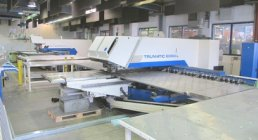TRUMPF, TC 6000, CUTTER, PUNCHING