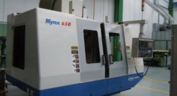 VERTICAL CENTER AXIS 3 DOOSAN / , Mod. 650/40 Mynx, VERTICAL, MACHINERY CENTERS