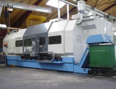 MAZAK, INTEGREX 70YB x 3000, CNC TURNING AND MILLING, LATHES