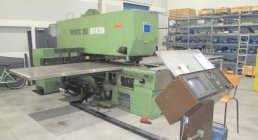 TRUMPF, TC 260 Rotation, STAMPING, PUNCHING