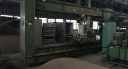 BOLDRINI RIBO, 13HYSF/4000, FLANGING MACHINES, SHEET METAL FORMING MACHINERY