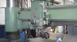 CSEPEL, RFH 100/2500, N/C & CNC, DRILLING & TAPPING MACHINES