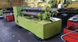 STANKO, KB 2220 Y4 2050 x 10 mm, ROUND ROLLING, SHEET METAL FORMING MACHINERY