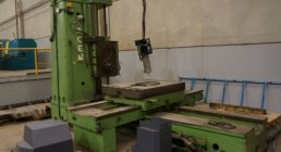 SACEM, MST 110, HORIZONTAL, BORING MACHINES