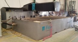 FLOW, Mach 4 4020c, WATER JET, CUTTERS