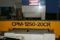 GOITI, CPM-1250-20 CR, STAMPING, PUNCHING