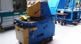 FIM, Versa 206, HYDRAULIC, NOTCHING MACHINES