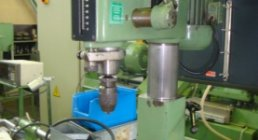 WOERNER, B 8, HORIZONTAL, BORING MACHINES
