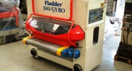 FLADDER, GYR0 300, FINISHING MACHINES, FINISHING MACHINES