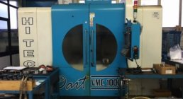 WORKING CENTER VERTICAL DART VMC, DART VMC 1000A, CENTERING MACHINES, CENTERING MACHINES