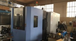 WORKING CENTER HORIZONTAL DOOSAN, DOOSAN ACE HP 5100, CENTERING MACHINES, CENTERING MACHINES